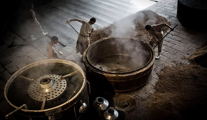 1,000-Year-Old Chinese Liquor Wants to Be the New Tequila