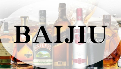 Chinese Baijiu overtakes whisky as most valuable spirit