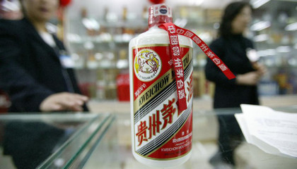 How China's Kweichow Moutai Is Intoxicating Liquor Market