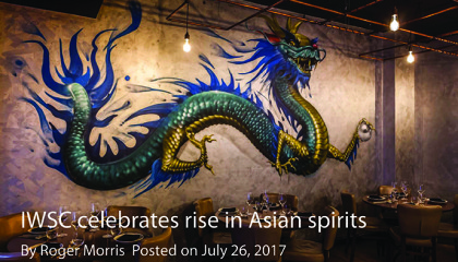 IWSC Celebrates Rise in Asian Spirits
