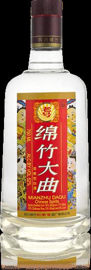 Mianzhu Daqu