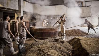 Can Baijiu, China's sorghum firewater, Go Global?